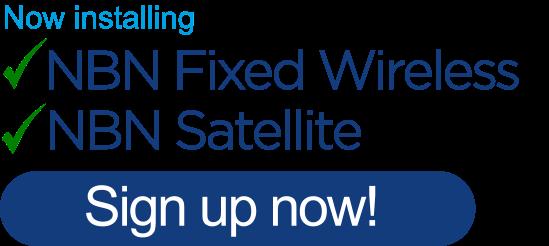 nbn fixed wireless nbn satellite